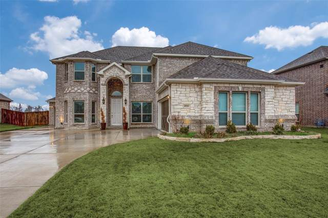 1521 Quintessa Avenue, Kennedale, TX 76060 (MLS #14263022) :: The Hornburg Real Estate Group