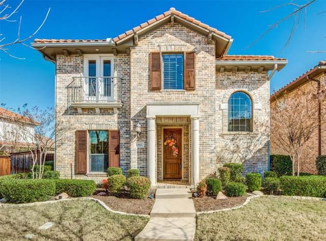 6442 Malaga, Irving, TX 75039 (MLS #14263026) :: Roberts Real Estate Group