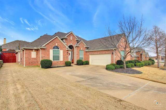3011 Fairland Drive, Highland Village, TX 75077 (MLS #14263036) :: Caine Premier Properties