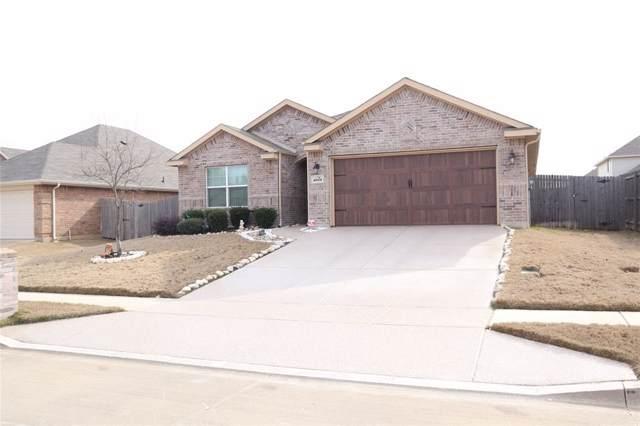 4009 Winter Springs Drive, Fort Worth, TX 76123 (MLS #14263047) :: RE/MAX Pinnacle Group REALTORS