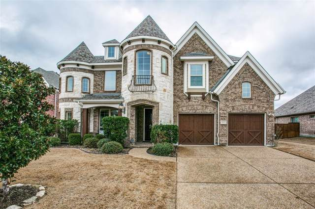3017 Leesa Drive, Wylie, TX 75098 (MLS #14263052) :: Baldree Home Team