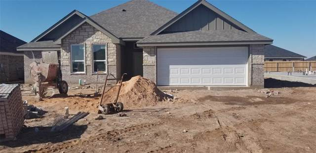 7368 Conner Road, Abilene, TX 79602 (MLS #14263054) :: The Chad Smith Team