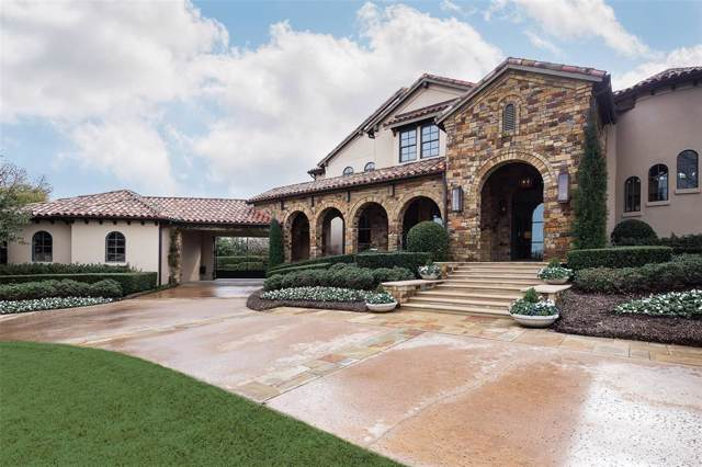 2211 Vaquero Estates Boulevard, Westlake, TX 76262 (MLS #14263059) :: Justin Bassett Realty
