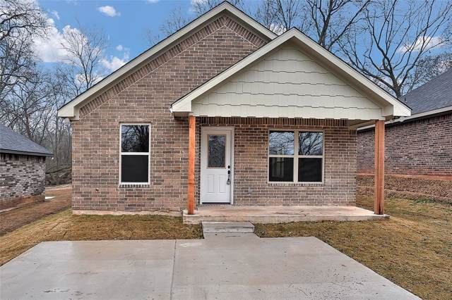 224 E Johnson Street, Denison, TX 75021 (MLS #14263067) :: NewHomePrograms.com LLC