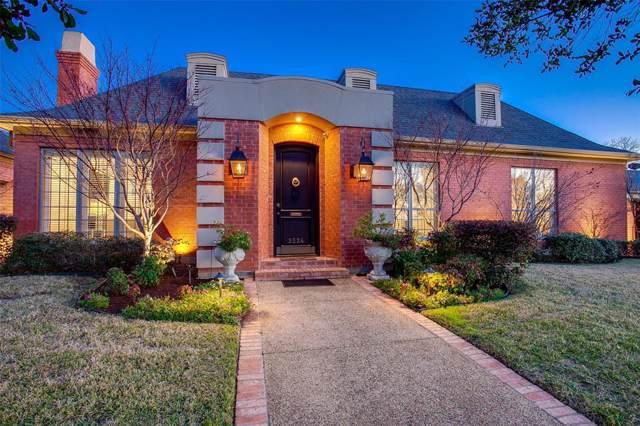 3524 N Versailles Avenue, Dallas, TX 75209 (MLS #14263097) :: The Heyl Group at Keller Williams