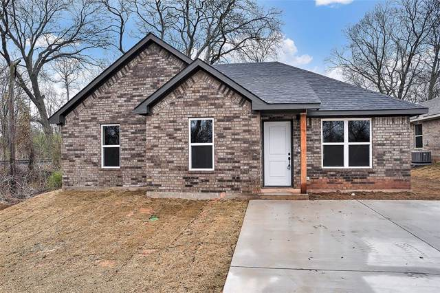 230 E Johnson Street, Denison, TX 75020 (MLS #14263104) :: NewHomePrograms.com LLC