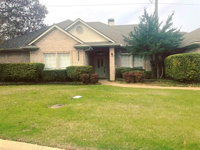 6628 Westmoor Lane, Benbrook, TX 76132 (MLS #14263112) :: The Heyl Group at Keller Williams