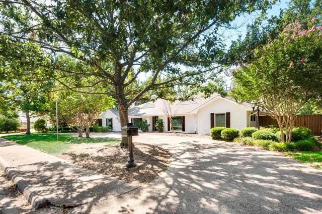 4526 College Park Drive, Dallas, TX 75229 (MLS #14263114) :: Potts Realty Group