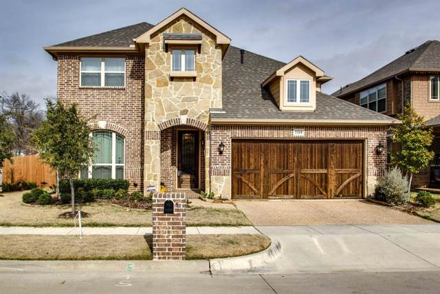 104 Yellow Rose Trail, Euless, TX 76040 (MLS #14263121) :: The Chad Smith Team