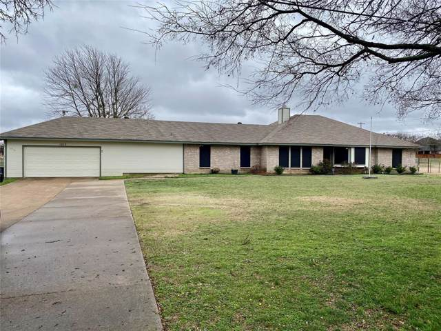 1910 N Mockingbird Lane, Midlothian, TX 76065 (MLS #14263128) :: The Hornburg Real Estate Group
