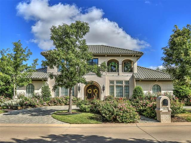 7032 Saucon Valley Drive, Fort Worth, TX 76132 (MLS #14263131) :: Team Tiller