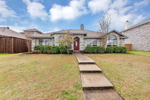 8318 Luna Drive, Rowlett, TX 75088 (MLS #14263133) :: RE/MAX Landmark