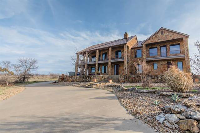 7108 W Hells Gate Drive, Strawn, TX 76475 (MLS #14263144) :: The Hornburg Real Estate Group