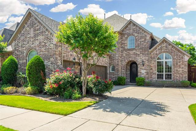 13643 Lyndhurst Drive, Frisco, TX 75035 (MLS #14263145) :: RE/MAX Town & Country