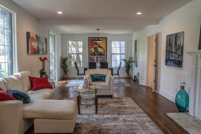 6867 Gaston Avenue, Dallas, TX 75214 (MLS #14263151) :: Robbins Real Estate Group