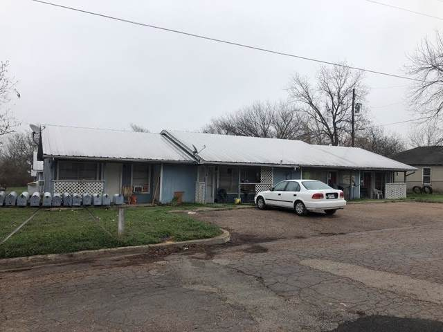 507 N Avenue D, Clifton, TX 76634 (MLS #14263152) :: All Cities Realty