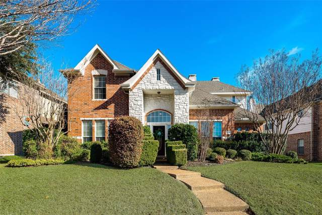 7004 Gerrards Cross, Plano, TX 75025 (MLS #14263170) :: Hargrove Realty Group