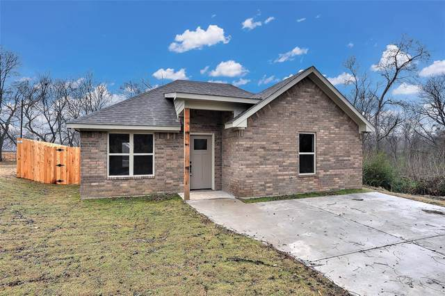 231 E Walker Street, Denison, TX 75020 (MLS #14263187) :: NewHomePrograms.com LLC
