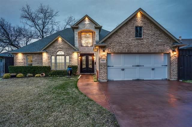 3763 Manana Drive, Dallas, TX 75220 (MLS #14263191) :: Van Poole Properties Group