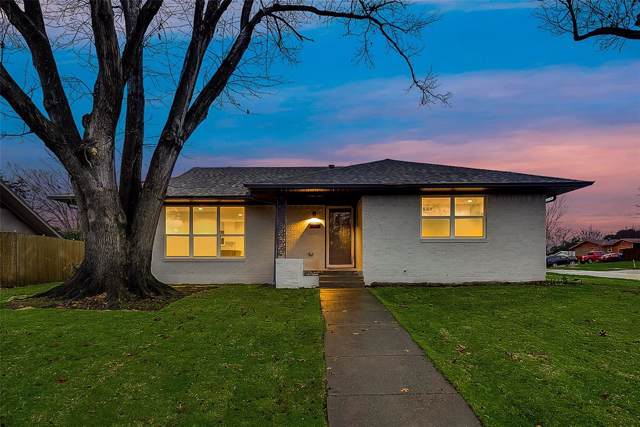 501 W Vista Drive, Garland, TX 75041 (MLS #14263193) :: RE/MAX Landmark