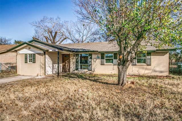 4806 Pebbleridge Drive, Balch Springs, TX 75180 (MLS #14263221) :: Frankie Arthur Real Estate