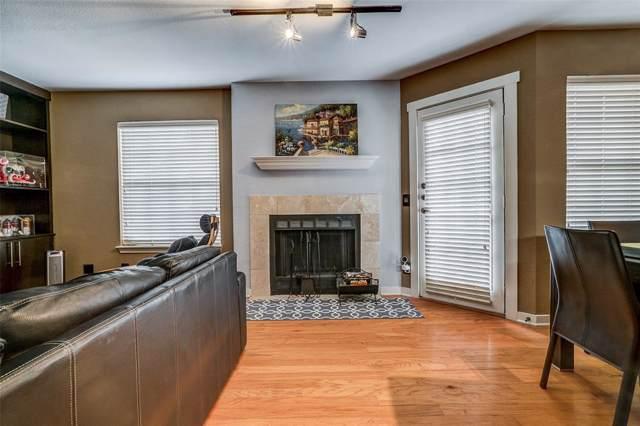 3901 Travis Street #112, Dallas, TX 75204 (MLS #14263226) :: The Hornburg Real Estate Group