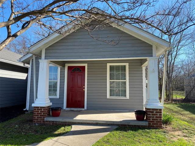 1314 N Elm Street, Weatherford, TX 76086 (MLS #14263241) :: NewHomePrograms.com LLC
