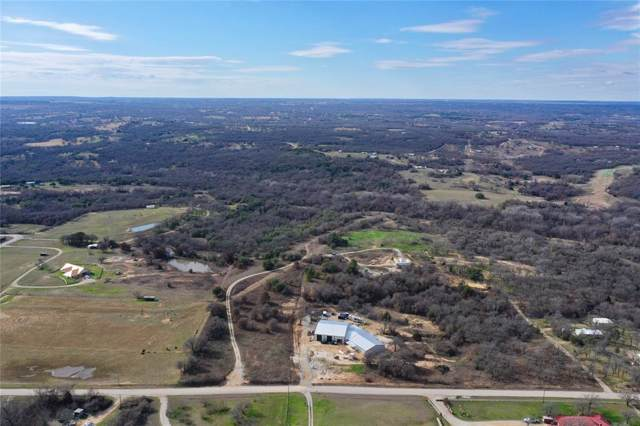 161 County Road 3677, Paradise, TX 76073 (MLS #14263242) :: The Good Home Team