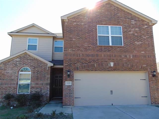 1208 Timberview Drive, Hutchins, TX 75141 (MLS #14263268) :: Team Tiller