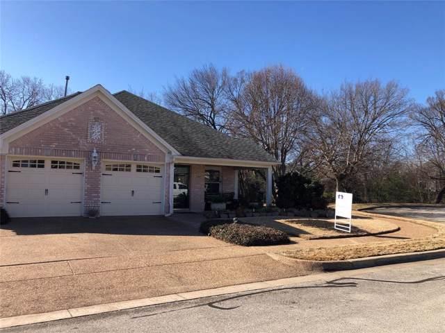 2301 Aberdeen Drive, Bedford, TX 76021 (MLS #14263273) :: Ann Carr Real Estate