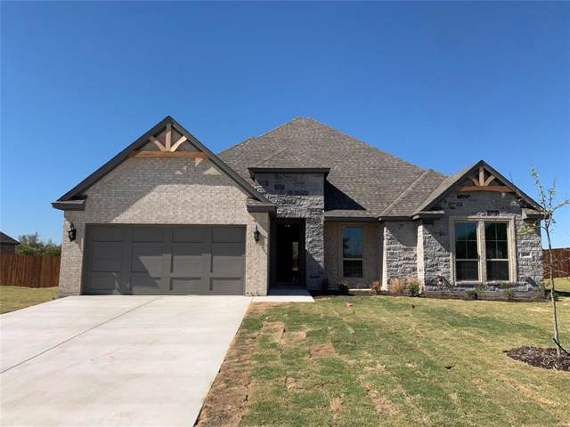 123 Oak View Drive, Godley, TX 76044 (MLS #14263274) :: Real Estate By Design