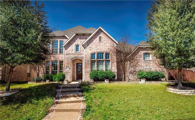 1032 Big Spring Drive, Allen, TX 75013 (MLS #14263284) :: The Hornburg Real Estate Group