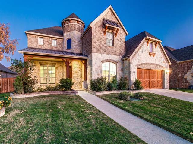 6627 Dolan Falls Drive, Flower Mound, TX 76226 (MLS #14263298) :: Lynn Wilson with Keller Williams DFW/Southlake