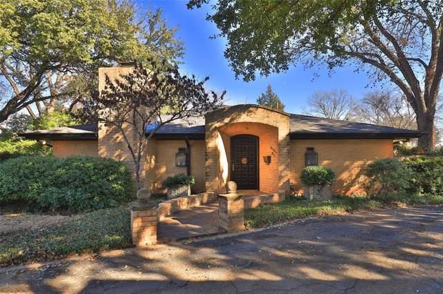 1 Trafalgar Square, Abilene, TX 79605 (MLS #14263300) :: North Texas Team | RE/MAX Lifestyle Property
