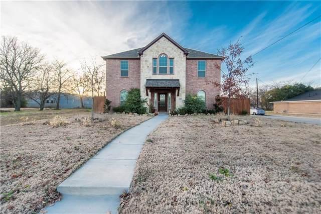 409 Throckmorton Street, Mckinney, TX 75069 (MLS #14263302) :: Tenesha Lusk Realty Group