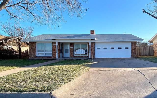 949 E North 13th Street, Abilene, TX 79601 (MLS #14263339) :: The Kimberly Davis Group