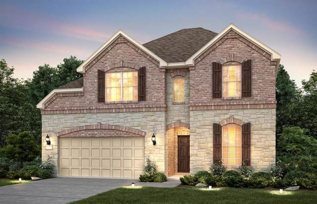 2612 Burnley Drive, Mckinney, TX 75071 (MLS #14263343) :: All Cities Realty