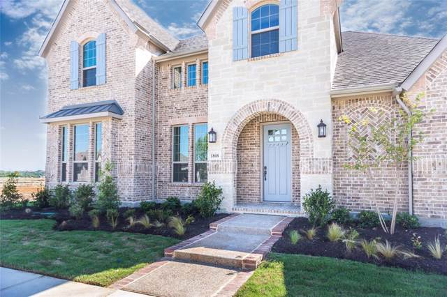 1808 Green Jasper Place, Arlington, TX 76005 (MLS #14263372) :: All Cities Realty