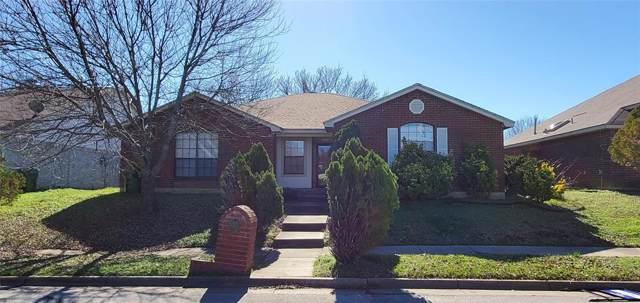 1010 Silent Drive, Arlington, TX 76017 (MLS #14263377) :: The Hornburg Real Estate Group