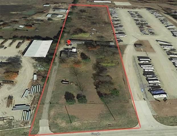 4000 N Highway 78, Wylie, TX 75098 (MLS #14263386) :: Caine Premier Properties
