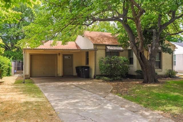 3729 Carolyn Road, Fort Worth, TX 76109 (MLS #14263397) :: Keller Williams Realty