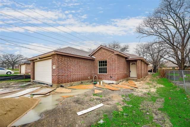 2124 Holland Street, Grand Prairie, TX 75051 (MLS #14263400) :: The Hornburg Real Estate Group