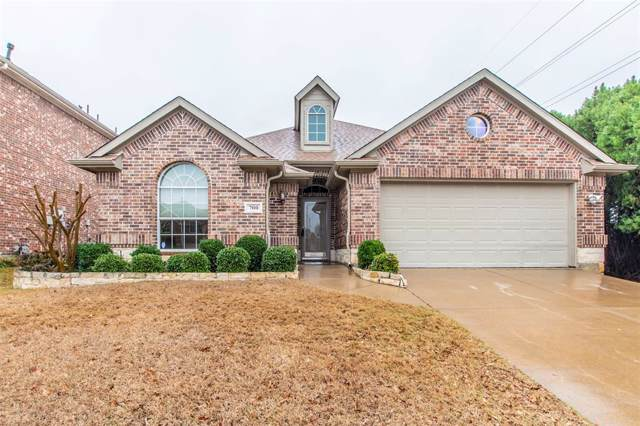 700 Cable Creek Road, Grapevine, TX 76051 (MLS #14263405) :: Baldree Home Team