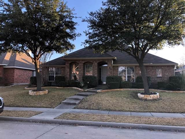 7914 Marquett Drive, Rowlett, TX 75089 (MLS #14263429) :: RE/MAX Landmark