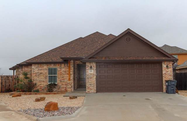 118 Silverado Circle, Tuscola, TX 79562 (MLS #14263452) :: The Chad Smith Team