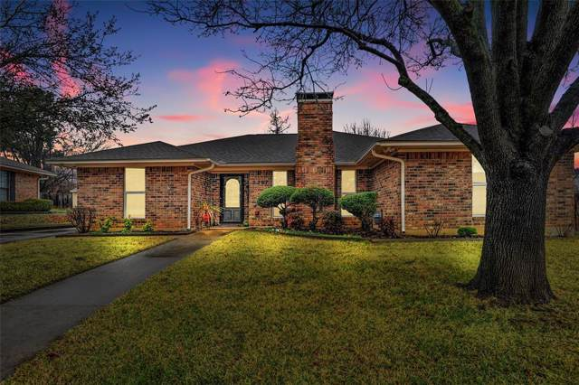 2207 Highland Park Drive, Denison, TX 75020 (MLS #14263456) :: The Kimberly Davis Group