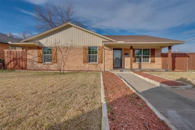 10627 Mccree Road, Dallas, TX 75238 (MLS #14263496) :: Frankie Arthur Real Estate
