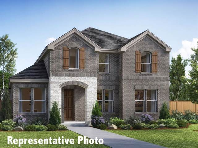 8021 Monks Cap Street, Frisco, TX 75035 (MLS #14263497) :: The Kimberly Davis Group