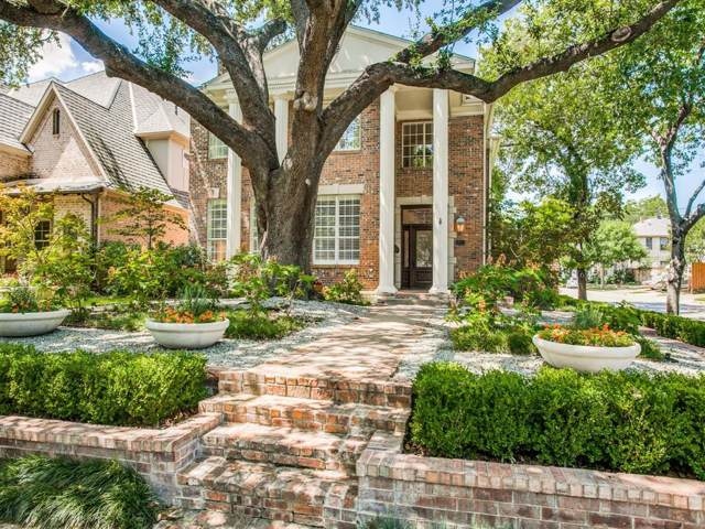 3200 Drexel Drive, Highland Park, TX 75205 (MLS #14263518) :: Robbins Real Estate Group