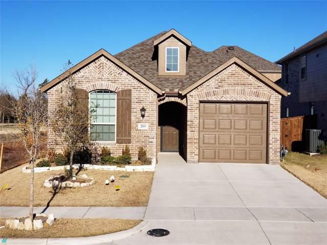 2819 Lenham Lane, Forney, TX 75126 (MLS #14263524) :: Maegan Brest | Keller Williams Realty